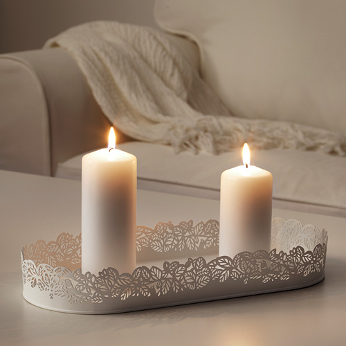 SAMVERKA plato para velas