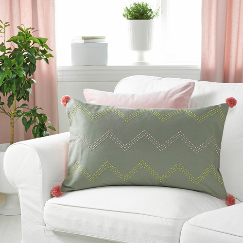 MOAKAJSA cushion cover