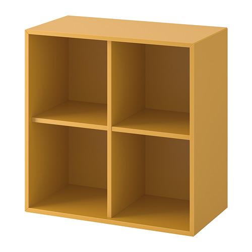 EKET estantería pared+4 compartimientos