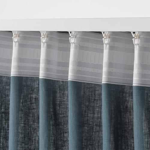 DYTÅG cortinas, 1 par