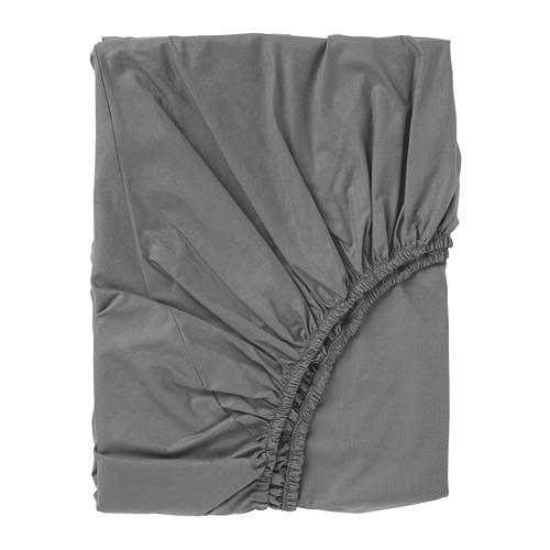 ULLVIDE sábana ajustable, 200 hilos, queen