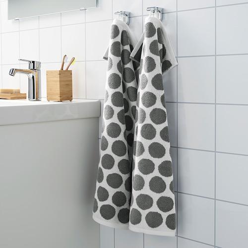 SJÖVALLA toalla de mano, peso 570 g/m²