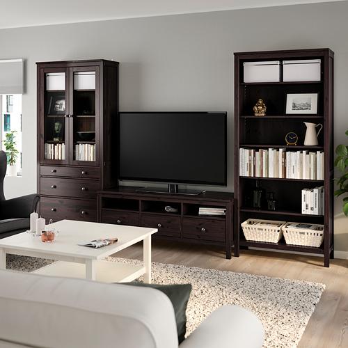 HEMNES TV storage combination