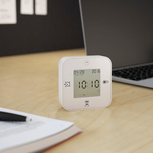 KLOCKIS reloj/termómetro/despertador/tempor