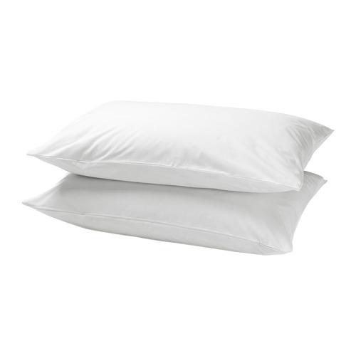 DVALA funda de almohada, 152 hilos, queen