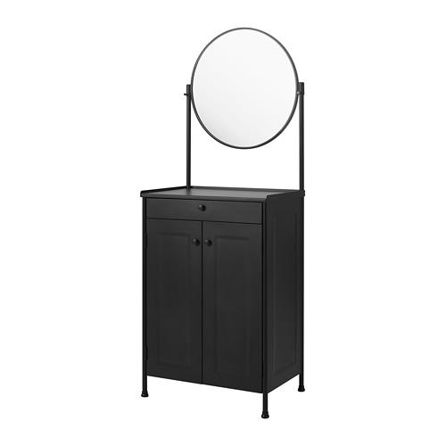 KORNSJÖ armario con espejo