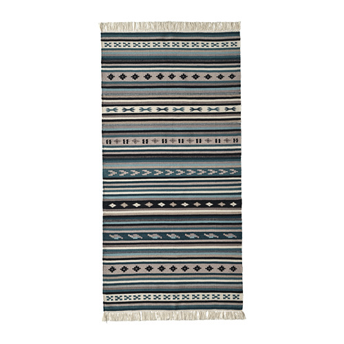 KATTRUP rug, flatwoven