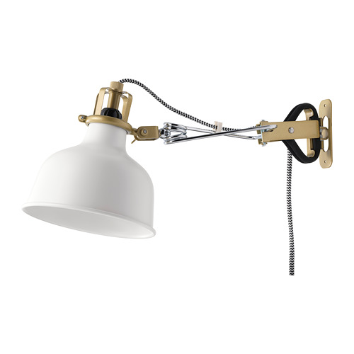 RANARP wall/clamp spotlight