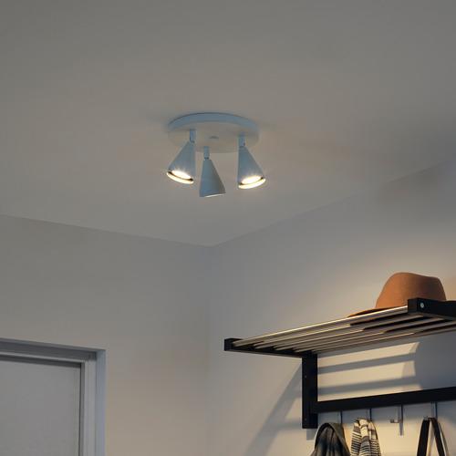 NÄVLINGE foco de techo con 3 focos