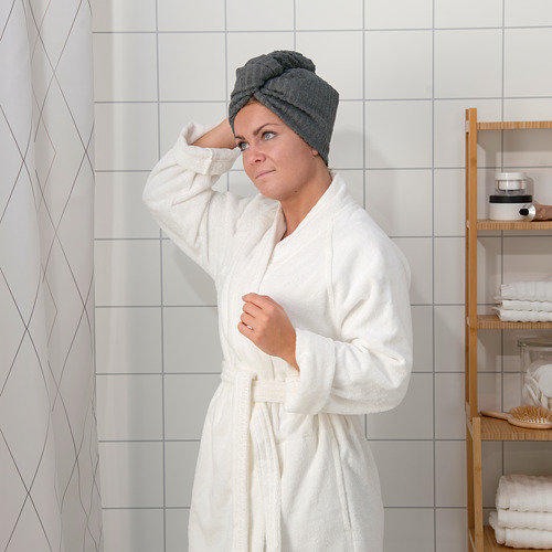 TRÄTTEN hair towel wrap