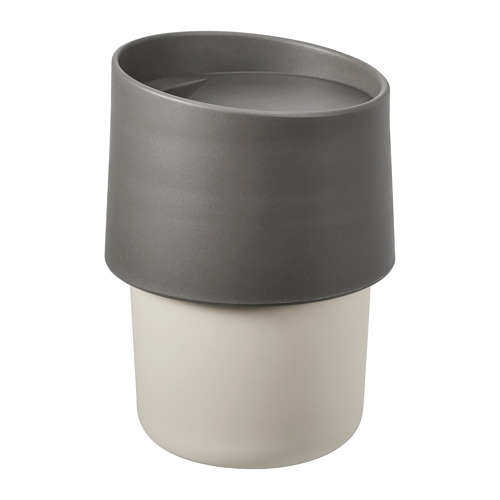 TROLIGTVIS travel mug