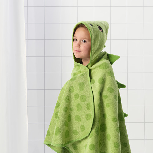 JÄTTELIK toalla con capucha