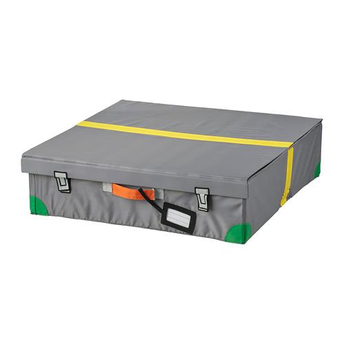 FLYTTBAR underbed storage box
