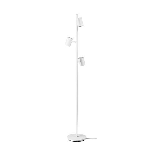 NYMÅNE lámpara de piso con3 focos