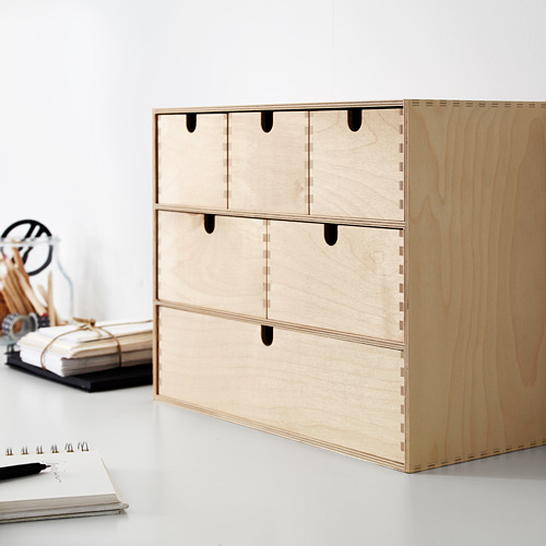 MOPPE mini storage chest