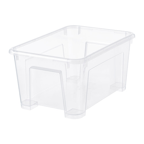 SAMLA box