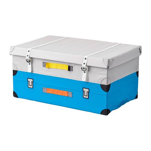 FLYTTBAR toy trunk