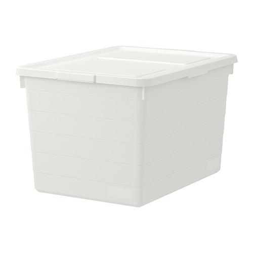 SOCKERBIT box with lid