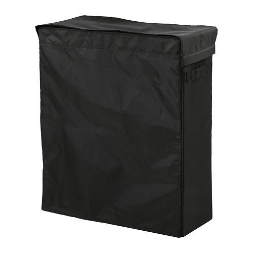 SKUBB bolsa para ropa sucia+soporte
