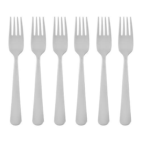 DRAGON tenedor para ensalada/postre