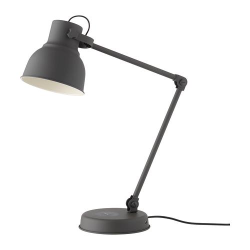 HEKTAR lámpara de trabajo con cargador inalámbrico y puerto usb