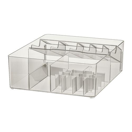 GODMORGON caja con compartimientos