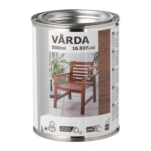 VÅRDA wood stain, outdoor use