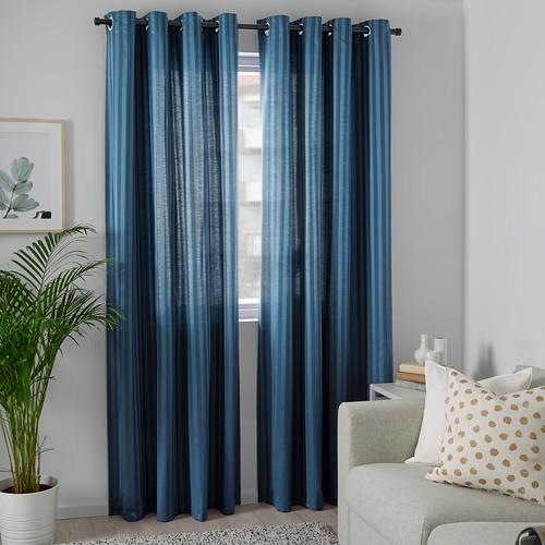 MAJRID room darkening curtains, 1 pair