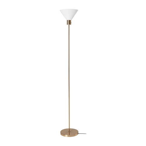 FLUGBO lámpara de piso luz hacia arriba