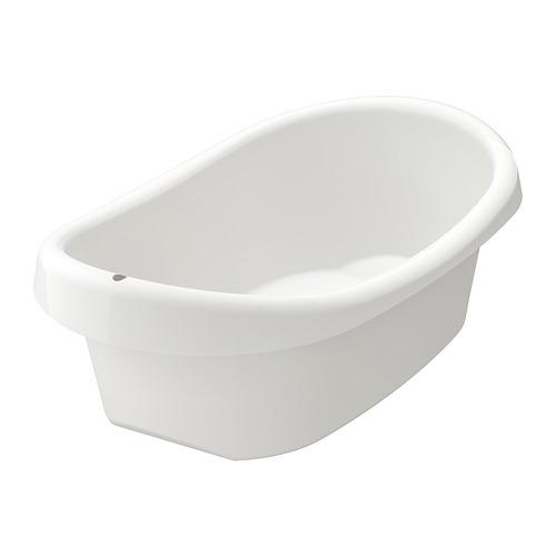 LÄTTSAM bañera para bebé