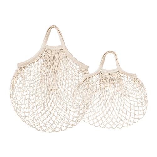 KUNGSFORS mesh bag, set of 2