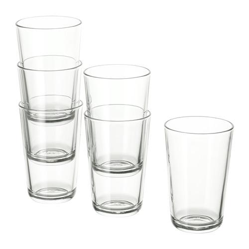 IKEA 365+ glass