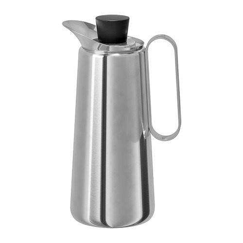 METALLISK termo, 41 oz