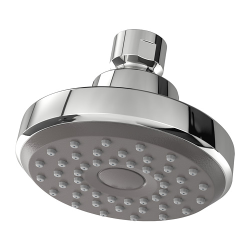 BROGRUND cabezal ducha+1 chorro