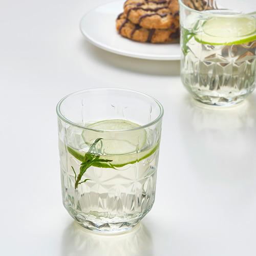 SÄLLSKAPLIG glass