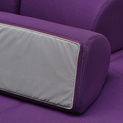 FLOTTEBO sofá cama 3 plazas