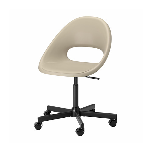 MALSKÄR/ELDBERGET swivel chair