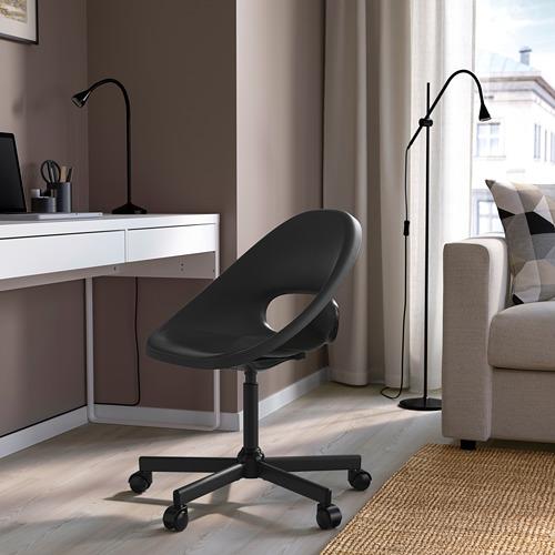 MALSKÄR/ELDBERGET swivel chair