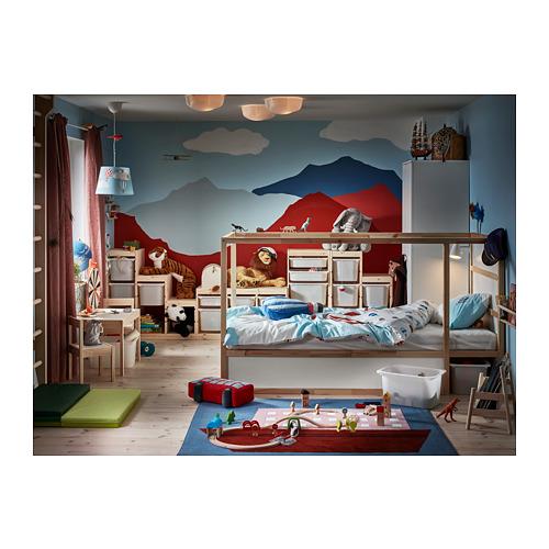 KURA cama TWIN reversible