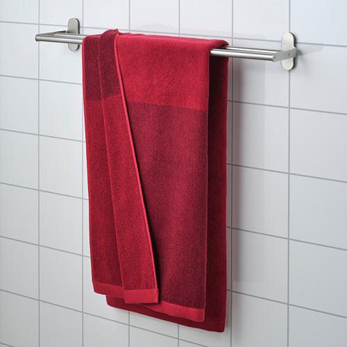 HIMLEÅN toalla de baño, peso:500 g/m²