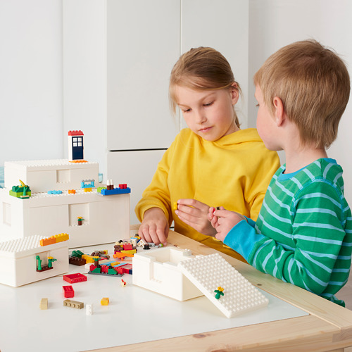 BYGGLEK 201-piece LEGO® brick set