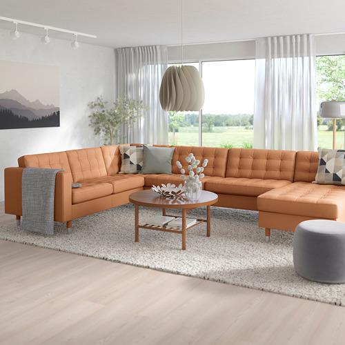 MORABO 6 seat corner sofa
