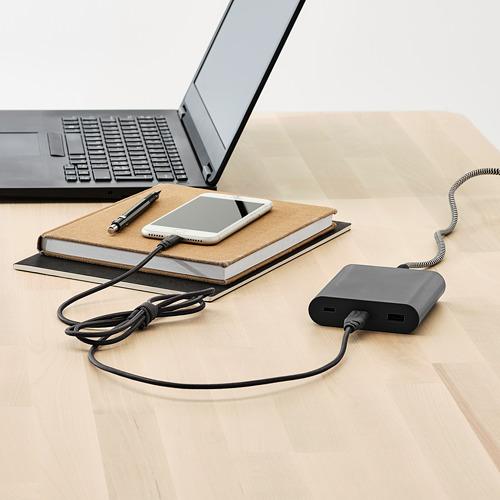 """LILLHULT USB tipo A para lightning, 59 """""""
