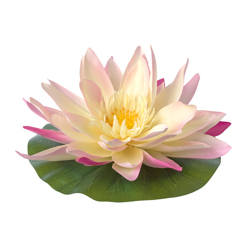 SMYCKA flor artificial flotante