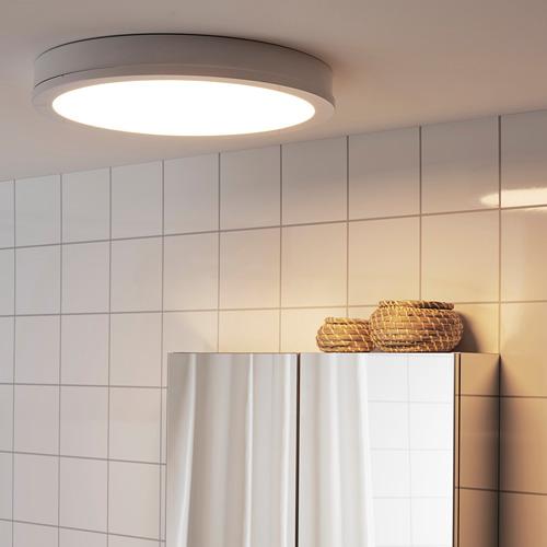 GUNNARP lámpara techo/pared led integrada