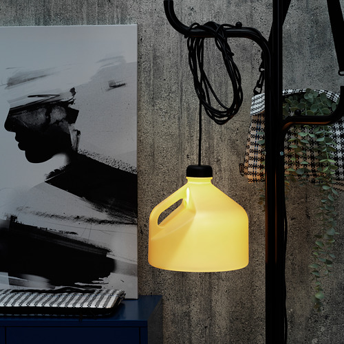 SAMMANKOPPLA LED multi-use light