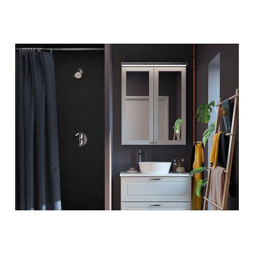 BROGRUND juego ducha mezclador/termostato