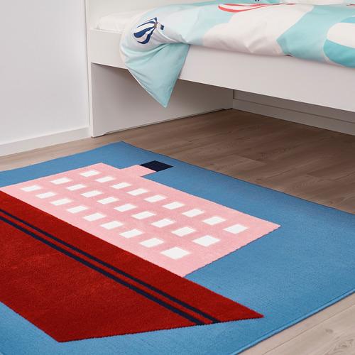 UPPTÅG alfombra