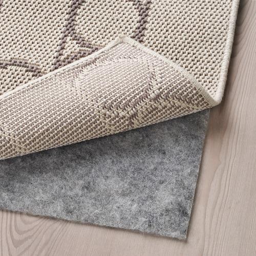 RINDSHOLM rug, flatwoven