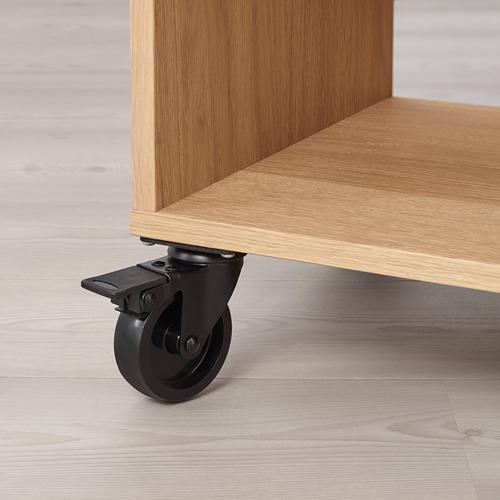 RÅVAROR estantería con ruedas